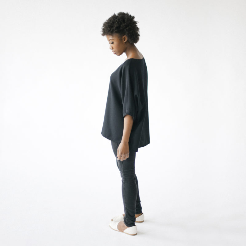 HDH Basics: Short-Sleeve Top