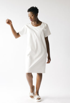 HDH Basics:  Tee Dress