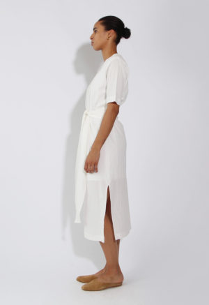 Sustain: Long Tee Dress, S
