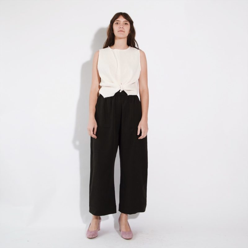 Sustain: Easy Wide-Leg Pant, XL
