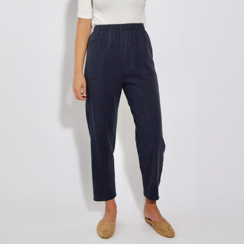 Sustain: Basics Easy Tapered Pant, XS