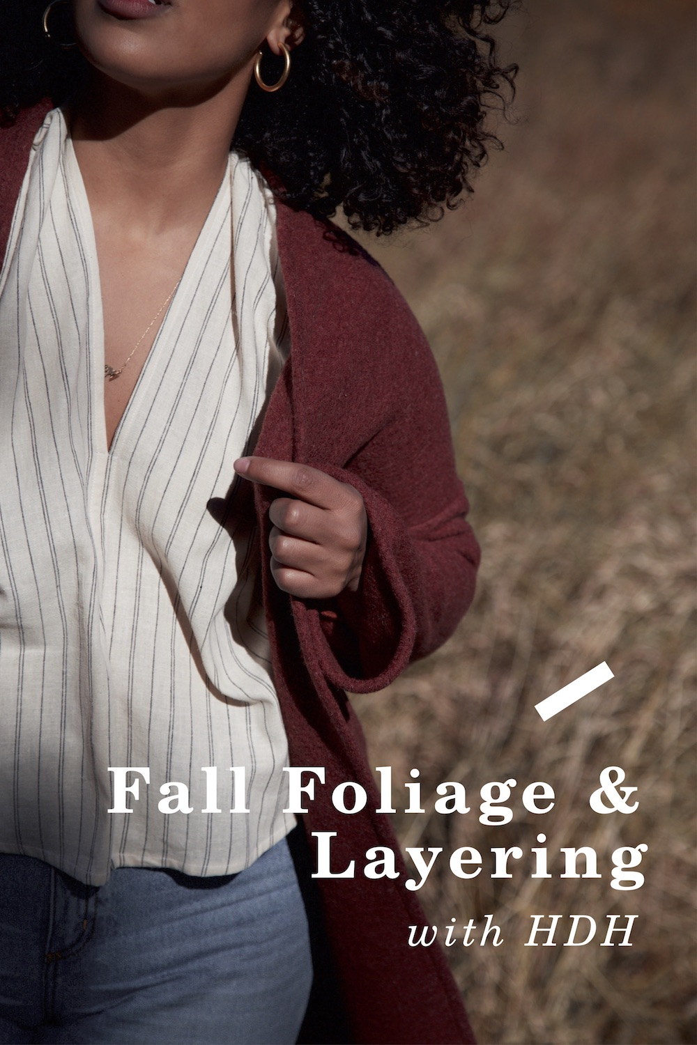 c1c181f1 We took a handful of pieces from our Fall/Winter 2018 Collection (FW18) to  Crosby Farm National Park in St. Paul to shoot with the fall foliage as our  ...