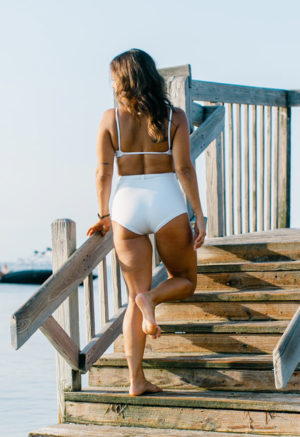 Belted High-Waisted Bottoms