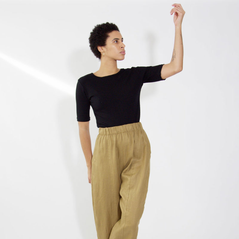 HDH Basics: Fitted Tee (Discontinued Style)