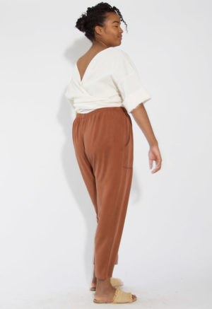 HDH Basics: Easy Tapered Pant (Discontinued Style)