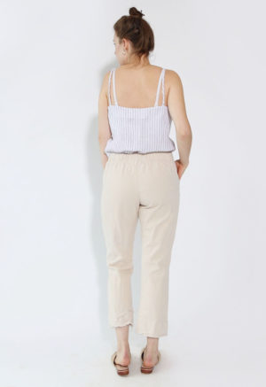 Sustain: Button-Up Tank, S
