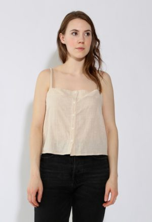 Sustain: Button-Up Tank, (Multiple Sizes)