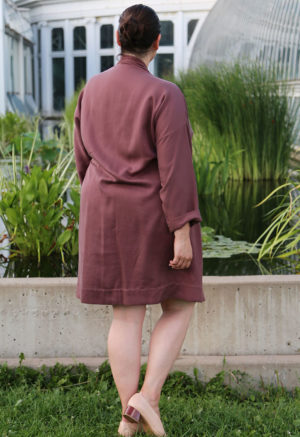 Sustain: Noble Jacket/Dress, L