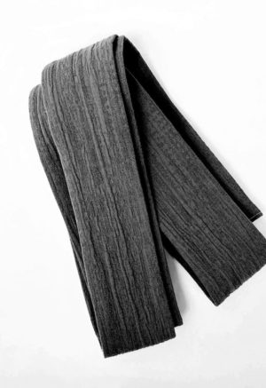 Black Cotton Linen
