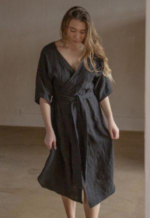 Black Linen