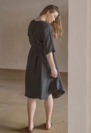 Sustain: Reversible Wrap Dress, M/L