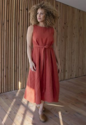 HDH Basics: Reversible Scoop Dress