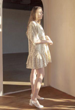 HDH Basics: Short Tiered Dress
