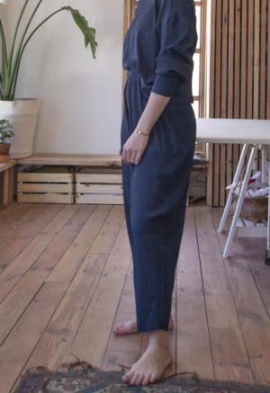 HDH Basics: Easy Ribbed Pant