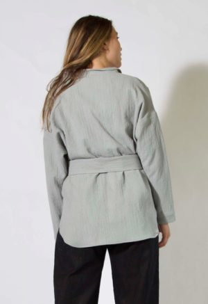 Sustain: Button-Up Cardigan